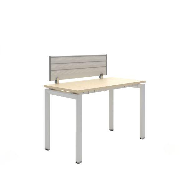 Separador Aluminio para escritorio NEO de 120