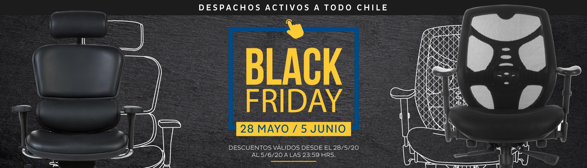 Black Friday Sillas #yomequedoencasa